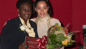 OCASI Executive Director Debbie Douglas Receives the 2014 UARR Race Relations Award