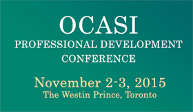 OCASI Conference